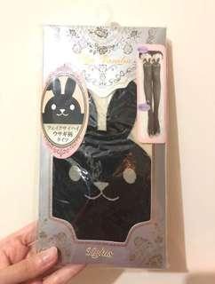 🈹日本Plus Vanilia出品 兔仔黑絲 女裝絲襪