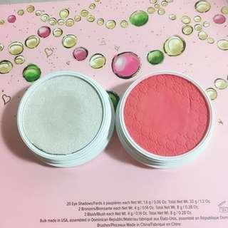 Colorpop Highlighter and Blush