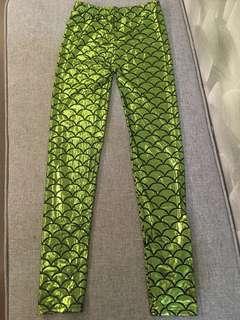 NEW mermaid pants leggings woman