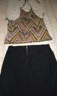 Set skirts