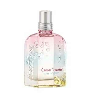 l'occitane cerisier pastel 50ml 100% real and new