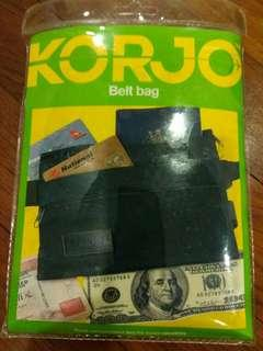 Brand new Korjo belt bag for sale