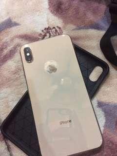 Iphone xs max 512GB MYSET