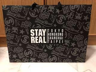 StayReal Paper Carrier
