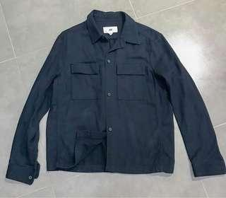 H&M Dark Blue Jacket  M