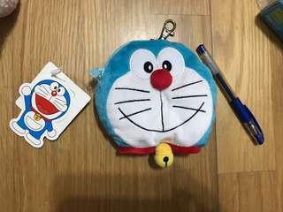 🚚 哆啦A夢全新悠遊卡伸縮套