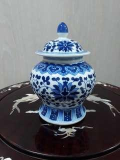 Porcelain jar