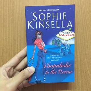 Shopaholic to the Rescue: Sophie Kinsella