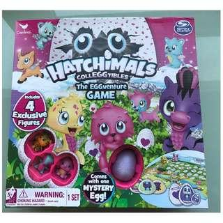 SALE! BRAND NEW Hatchimals EGGventure Game