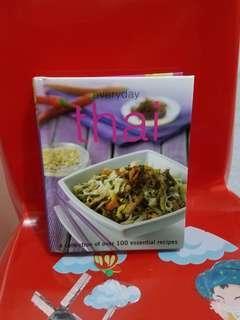 Everyday Thai recipe book