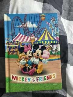 米奇老鼠 記事薄 notebook