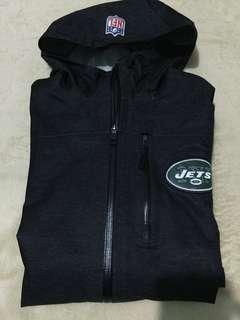 Vintage Nike NY Jets Storm-fit Shell jacket