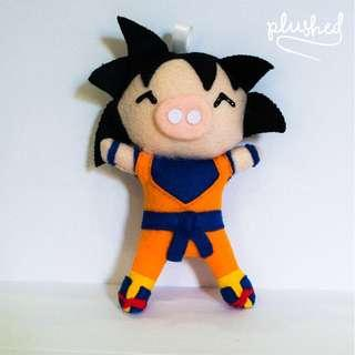 [CNY SALE] Dragonball Z Pig Ornament