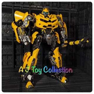 [ In Stock ] Transformers Weijiang MPM-03 Movie Warrior Hornet Bumblebee Oversize