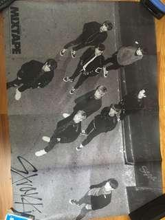 WTS STRAY KIDS POSTER
