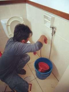 Tukang paip dan plumbing