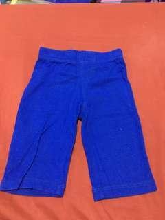 George Blue Soft Pants