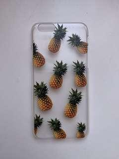 Pineapple Clear IPhone 6 Case