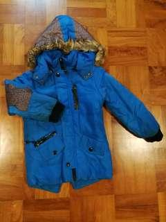 Winter Jacket 7-9yo or up to 140cm