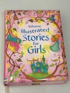 🚚 Usborne stories for girls (Hardcover)