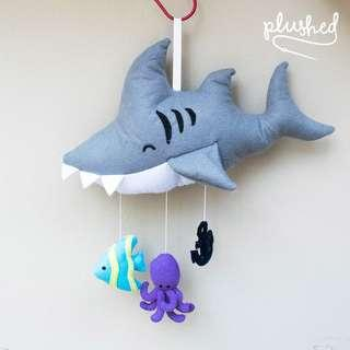 Shark Tank Hanging Mobile