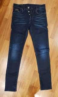Gstar Skinny Jeans W29L32