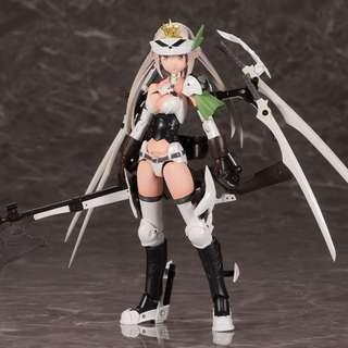 Pre-order: Megami Device Collboration Busou Shinki Jaeger Type Edelweiss 1/1