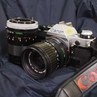 Canon AE1P Film Camera