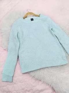 GAP Pastel Green Sweater #precny60