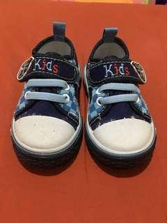 Enfant Blue Shoes
