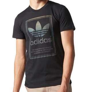 New With Tag ADIDAS ORIGINALS XENO FRAMED Tee Shirt (MEDIUM)