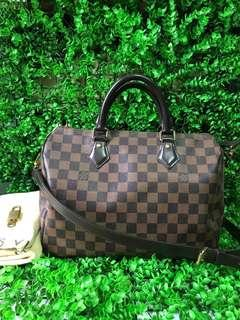 [FINAL 1250$]Louis Vuitton Speedy 30 Damier