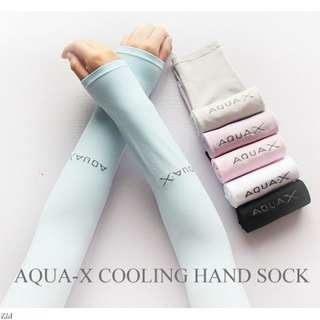 Stretchable Cooling Armsleeve Armsock
