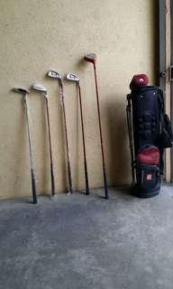 Wilson Junior Golf Set
