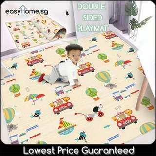 Playmat 19502C (180x150cm), 19505C (180x120cm) , baby kids crawling mat