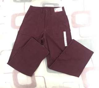 GU men's pants男裝休閒長褲