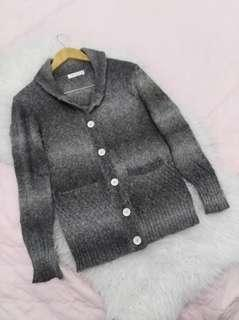 Golden Bear Cardigan Sweater #jan55
