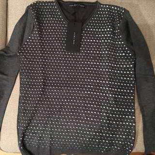 Zara Man Brand New Knit Top #跟我一起半價出清