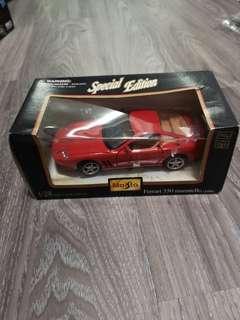 Ferrari f550 maranello 1996 maisto 1:24