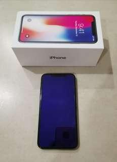 🚚 Wanna sell a Be Loved iPhone X, 256GB, Space Grey.
