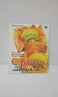 Pastry ala cake shop & cafe