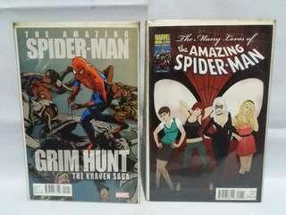 The Amazing Spider-Man The Kraven Saga, The Many Loves of The Amazing Spider-Man