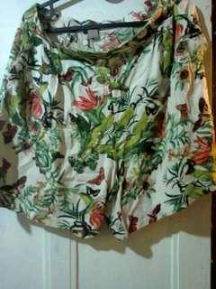Celana H&M tropical
