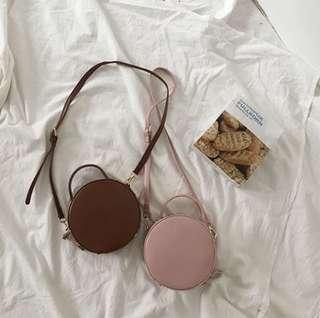 🚚 (PO) Circle Sling Bag