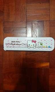 Hello Kitty餐具盒