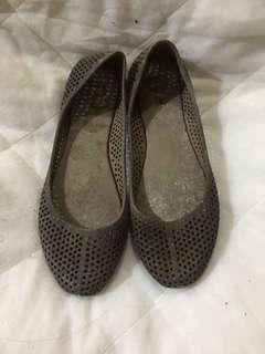 Authentic Melissa Brown Shoes