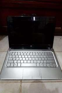 Laptop HP mini 311 black