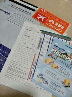 Speedpost parcel double wall carton Philippines saver box singpost