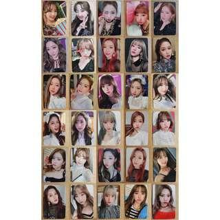 [PO] WJSN WJ Stay Official Photocards Set Cosmic Girls