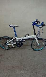 Oyama rx5r 摺車 單車